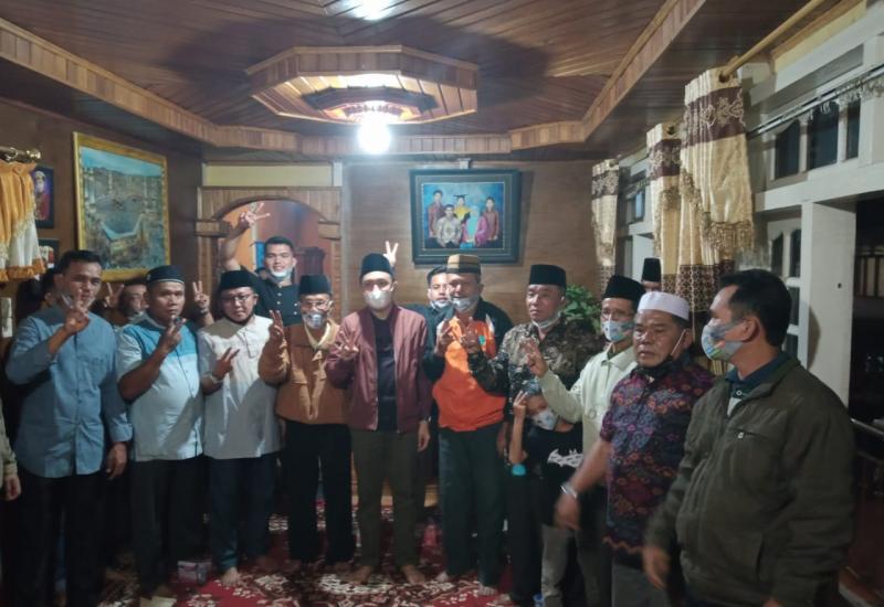 Fikar Yos Optimis Desa Koto Dian Hamparan Rawang Jadi Lumbung Suara Viral Jambi